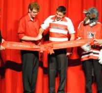 npss ribbon cutting