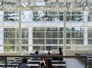 cafetorium at npss
