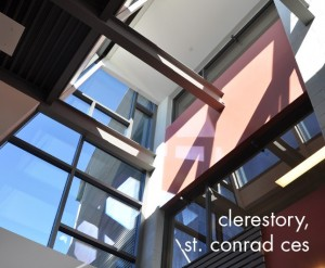 let the sunshine in_conrad clerestory