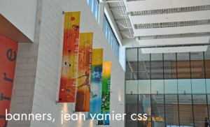 banners at jvcss