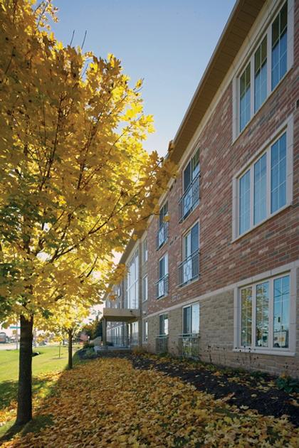 Peel Manor Apartments Snyder Transformative Design